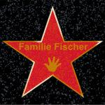 meinedesignmatte_namensmatte_hollywoodstern_walkoffame_familie_fischer